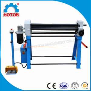 Electric Slip Rolling Machine with CE Approved (ESR-1300X1.5 ESR-1020X2) pictures & photos