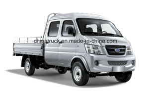 Double Cabin Mini Small Lorry Cargo Truck pictures & photos
