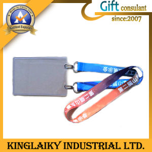 Lowest Price Printed Banding Lanyard with Logo for Promotion (KLD-005) pictures & photos