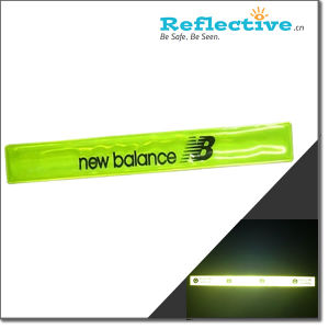 Reflective Slap Wrap (Lime Yellow) pictures & photos