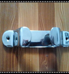 Stainless Steel Straight Chock Cleat for Speed Boat pictures & photos
