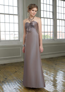 Taffeta Evening Prom Bridesmaid Gowns (BD3021) pictures & photos