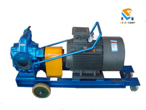 KCB Gear Oil Pump with Trolley pictures & photos