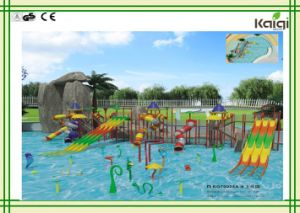 Kaiqi Group New Design Outdoor Playground of Water Amusement Park pictures & photos