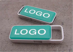 Hot Sale Plastic USB Flash Drive, Promotional Gift pictures & photos
