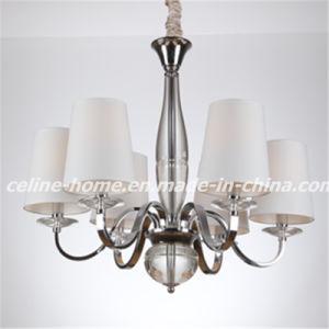 Elegant Crystal Chandelier Light (SL2047-6) pictures & photos