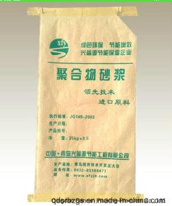 Colorful Printed Kraft PP Woven Paper Bag for Chemical pictures & photos