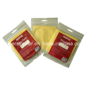 "High Quality Yellow Tack Cloth 18""X36"" (46X92cm) pictures & photos"