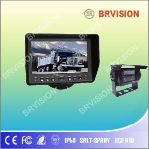 Rear View System 7 Inch TFT Car LCD Monitor/CCD Camera pictures & photos