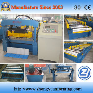 Bending Machine for Color Steel Roof Panel Forming pictures & photos