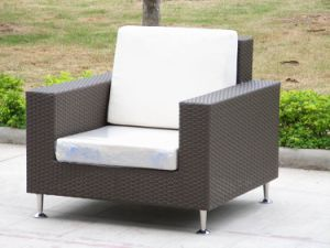 New Style Garden Patio Wicker / Rattan Sofa Furniture Set - Outdoor