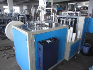Double PE Paper Cup Machine