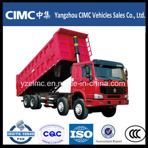 Sinotruk HOWO 8X4 Dump Truck with Lowest Price pictures & photos