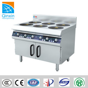 Hot Selling Six Burners Commercial Restaurant Induction Stove pictures & photos