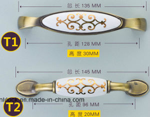 Cabinet Handle, Wardrobe Handle, Drawer Handle, Furniture Handle, Al-T1-7 pictures & photos