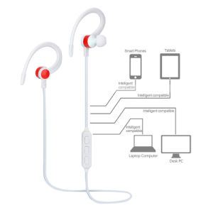 Universal Stereo Wireless Bluetooth V4.2 Earphone pictures & photos