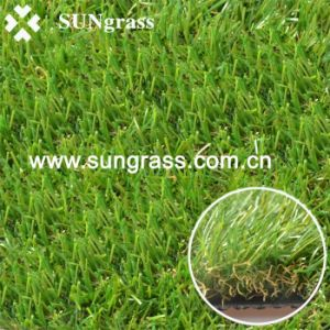 30mm Artificial Turf for Landscape/Swinming Pool/Garden (QDS-HG-30) pictures & photos