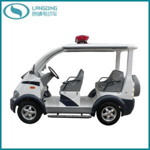 Police Car 4 Seats (LQX045)