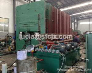 High Quality Rubber Vulcanizer Press Machine pictures & photos