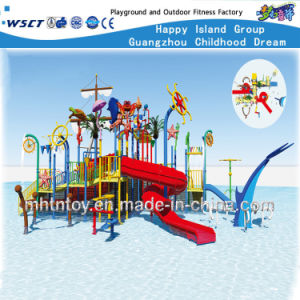 Water Park Kids Slides Commercial Playground Equipment He-4601 pictures & photos