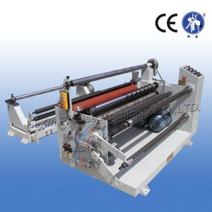 Woven Label Laminating Slitting Machine Hx-1600fq pictures & photos