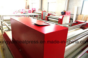 Roller-Type Heat Sublimation Transfer Machine for Printing Hood Fabric/Big Flag pictures & photos