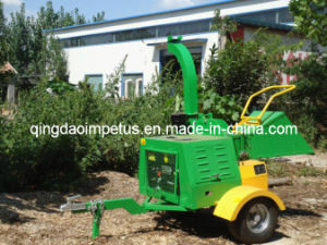Wood Shredder with 18HP Diesel Engine pictures & photos
