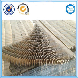 china paper honeycomb core low cost building materials