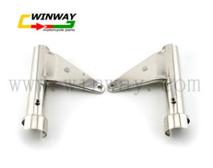 Ww-3123, Cg-125/150cc Motorcycle Headlight Mount Clamp Support Bracket pictures & photos