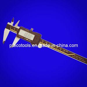 Precision 3-Key Electronic Digital Vernier Caliper (150mm~3000mm) pictures & photos
