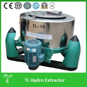 Laundry Extractor Dewatering Machine Hydro Extractorhigh-Spiner pictures & photos