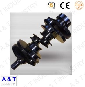 Stroke 80mm 90mm CNC Machining Billet Crankshaft with High Quality pictures & photos