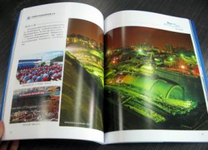 Factory Supply Softcover Book/Magazine/Brochure Printing pictures & photos