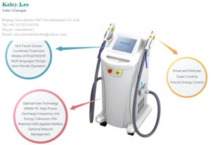 Aesthetic IPL Hair Removal Equipment Medical Ce and FDA Cleared pictures & photos