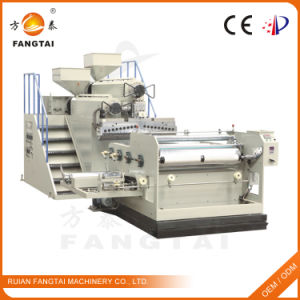 LLDPE Film Casting Stretch Film Making Machine Model FT-1000 Double Layer (CE) pictures & photos