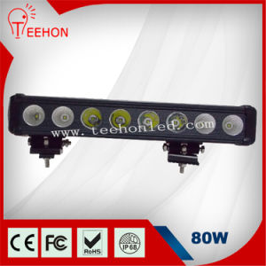 Hot Selling 15 Inch 12V 80W Brightest off Road Lights pictures & photos