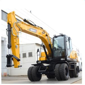 Sany Sy155 15ton Small Digging Hole Machine RC Hydraulic Excavator pictures & photos