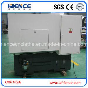 High Quality Cheap Small Metal Horizontal CNC Lathe Machine Ck6132A pictures & photos