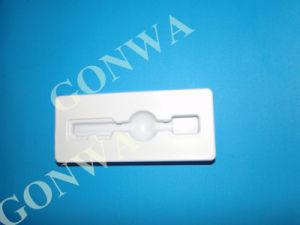 PS White Pen Plastic Bottom Tray