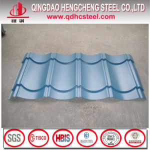 Prepainted Anti-Finger Galvanized Roofing Sheets pictures & photos