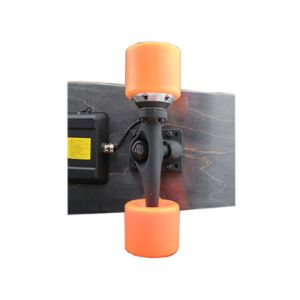 High Quality Singly Hub Motor Inwheel Skateboard with 4 off Road Wheel pictures & photos