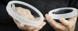 Borosilicate Glass (BOROFLOAT) Sight Glass Windows pictures & photos