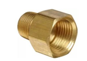 Brass Pipe Fitting/Brass Swivel Copper Fitting pictures & photos