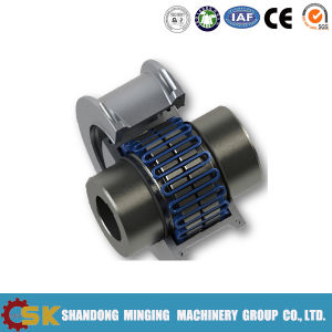 High-Performance Serpentine Steelflex Coupling (T10)