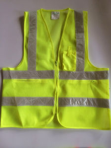 High Quality Reflecitve Safety Worker′ Vest From China pictures & photos