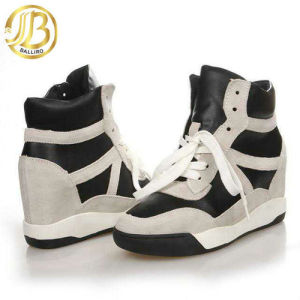 Lady Genuine Leather Casual Shoes, Sneaker