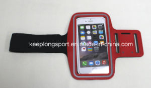 Sports Neoprene Armband iPhone Case, Neoprene Cell Phone Case pictures & photos