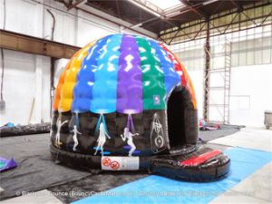 2017 Fantastic Inflatable Disco Dome for Sale pictures & photos