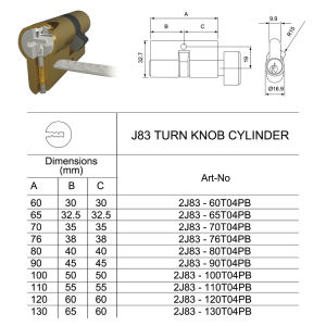 Cylinder (J83) pictures & photos