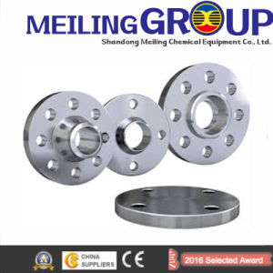 Meiling Forged Standard Slip-on Flange Weld Neck Flange pictures & photos